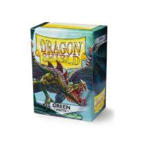 Dragon Shield Green Matte (100)