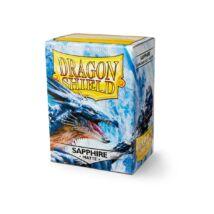 Dragon Shield Sapphire Matte (100)