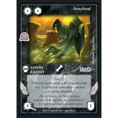 Árnylord (foil)