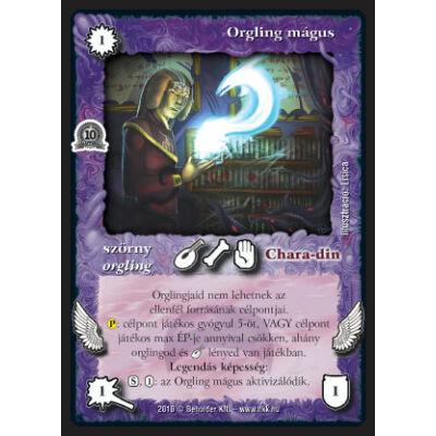 Orgling mágus (foil)