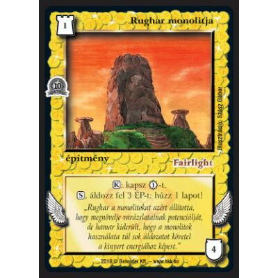 Rughar monolitja