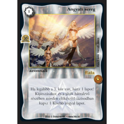 Angyali sereg (foil)
