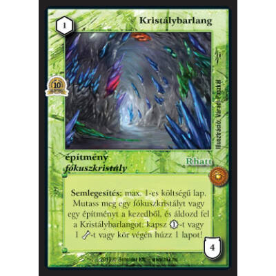 Kristálybarlang (foil)