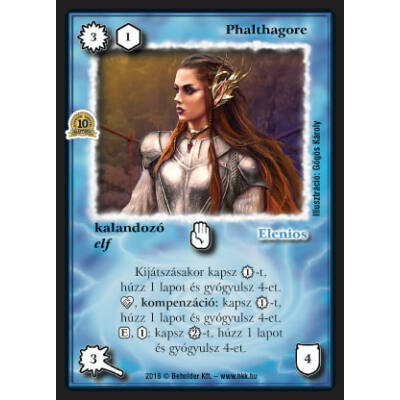 Phaltagore (foil)