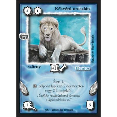 Kékvérű oroszlán