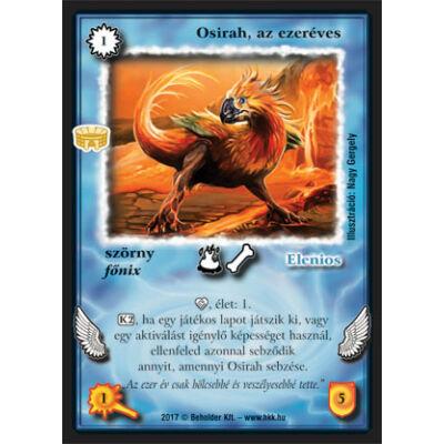 Osirah, az ezeréves