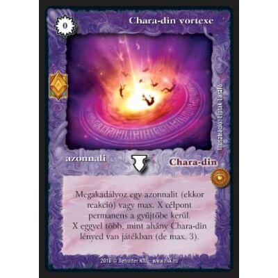 Chara-din vortexe (foil)