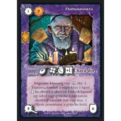 Damusnostra (foil)