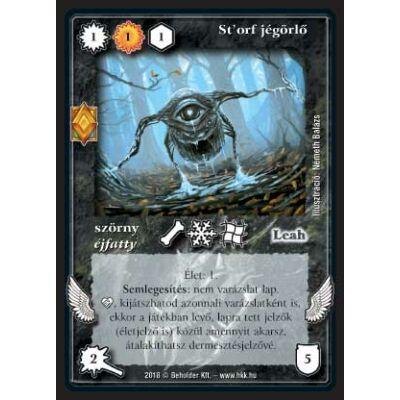 St'orf jégörlő (foil)