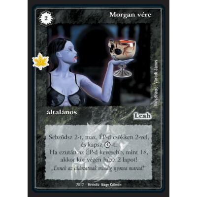 Morgan vére
