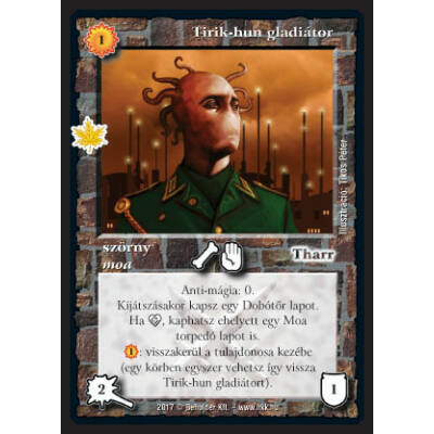 Tirik-hun gladiátor