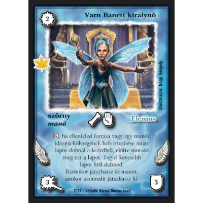 Varn Banett királynő