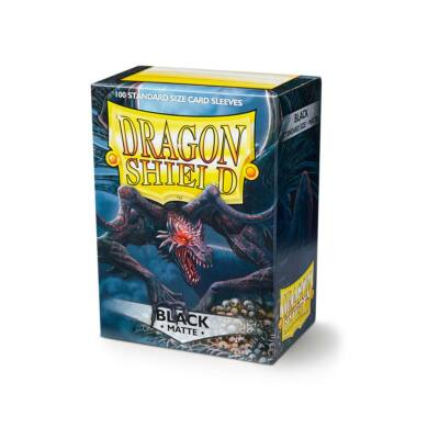 Dragon Shield Black Matte (100)