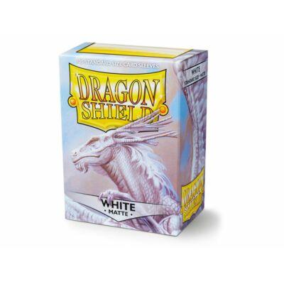 Dragon Shield White Matte (100)
