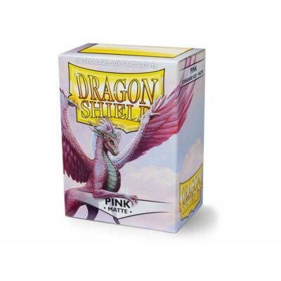 Dragon Shield Pink Matte (100)