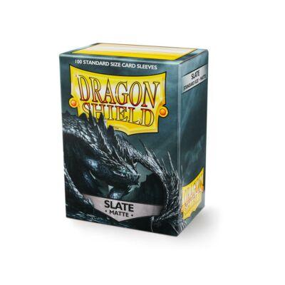Dragon Shield Slate Matte (100)