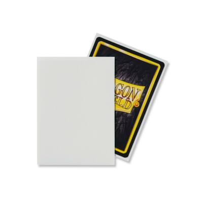 Dragon Shield White Matte (100)