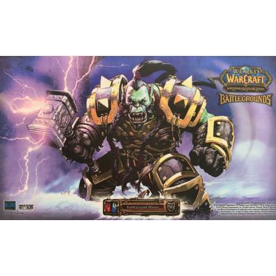 Battleground Master Thrall, Warchief of the Horde