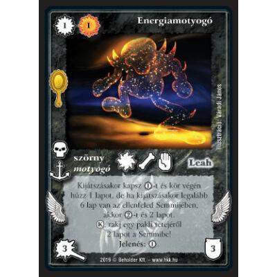Energiamotyogó (foil)