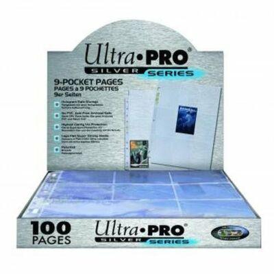 Ultra Pro Silver Mappalap (100)