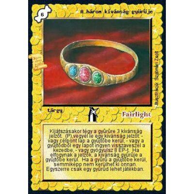 A három kívánság gyűrűje (régi)