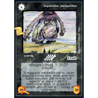 Gigantikus manipulátor