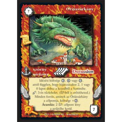 Óriássárkány (új)