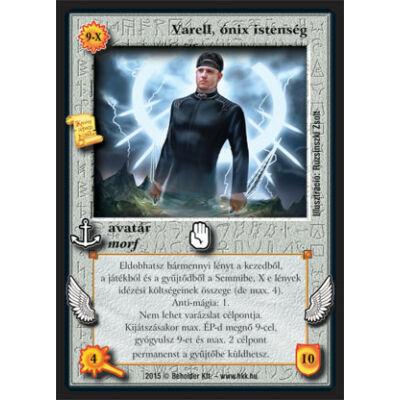 Varell, ónix istenség
