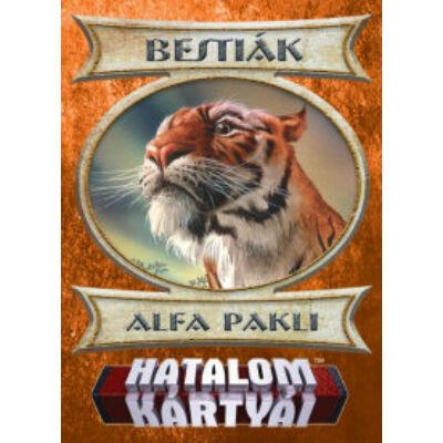 Alfa pakli - Bestiák