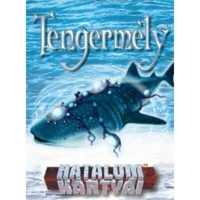 Tengermély