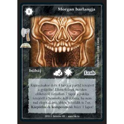 Morgan barlangja