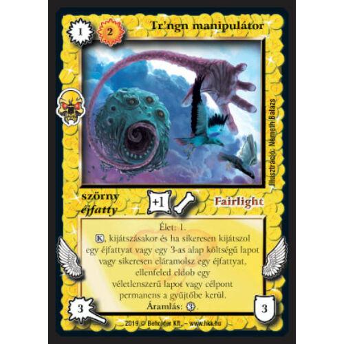 Tr'ngn manipulátor (foil)