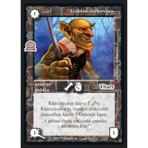 Goblin tőrkovács (foil)