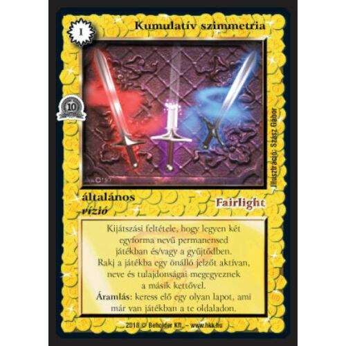 Kumulatív szimmetria (foil)