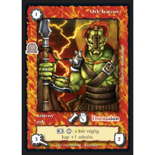 Ork harcos (foil)