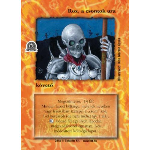 Rox, a csontok ura (foil)