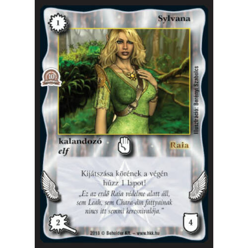 Sylvana (foil)