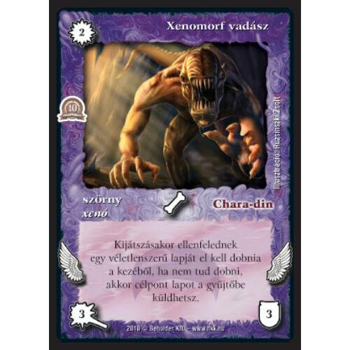 Xenomorf vadász (foil)
