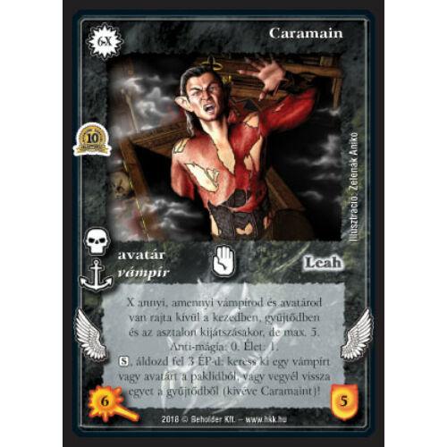 Caramain (foil)