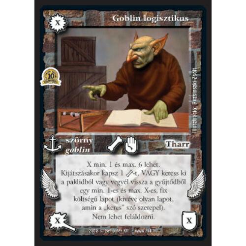 Goblin logisztikus (foil)