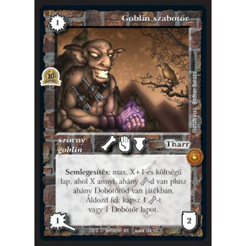 Goblin szabotőr (foil)