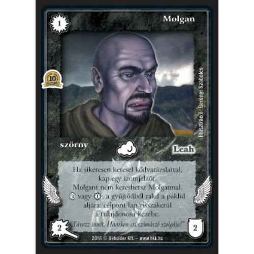 Molgan (foil)