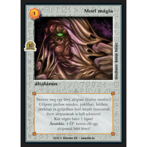Morf mágia (foil)