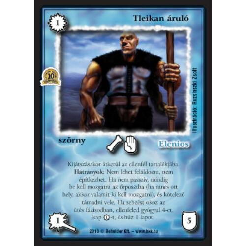 Tleikan áruló (új)