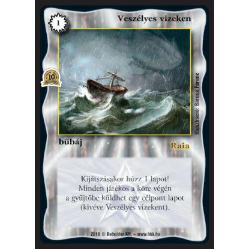Veszélyes vizeken (foil)