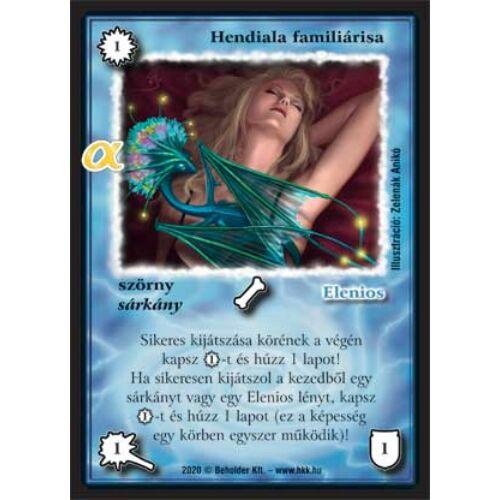 Hendiala familiárisa (foil)