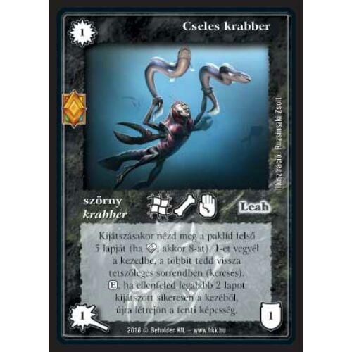 Cseles krabber
