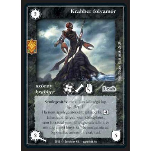 Krabber folyamőr (foil)