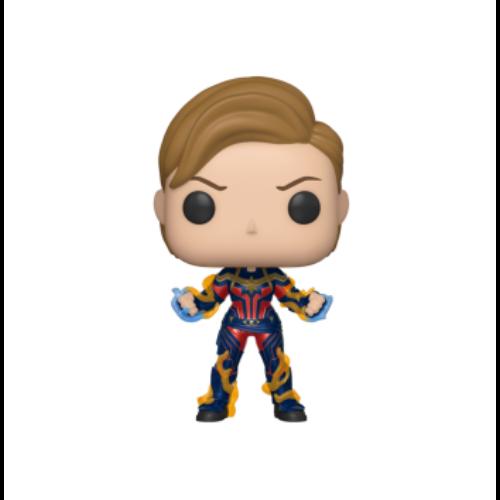 Funko POP! Endgame - Captain Marvel