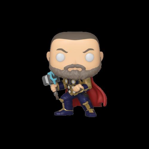 Funko POP! Avengers Game - Thor (Stark Tech Suit)